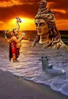 Ganesh and father shiva🌸💕🙏🏻 Mahakal Shiva, Shiva Art, Krishna, Indian Spirituality, Lord Shiva Hd Images, Shiv Ji, Lord Shiva Family, Lord Mahadev, Om Namah Shivaya