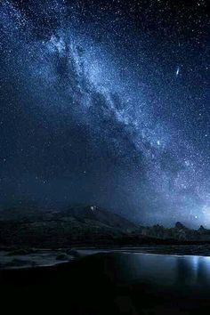 The stars is what i want to see