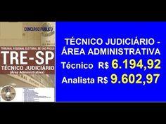 Apostila Concurso Público TÉCNICO JUDICIÁRIO – ÁREA ADMINISTRATIVA [ SP ...