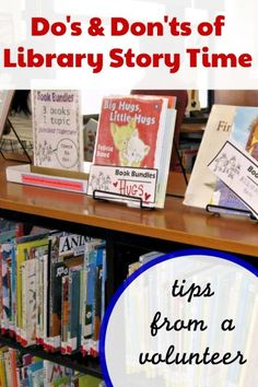 Story time tips to make the most of your library visit.