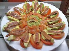 Lunch Recipes, Cooking Recipes, Healthy Recipes, Sardine Recipes Canned, Empanada, Mango Salat, Good Food, Yummy Food, Avocado