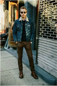 How to Wear the Levi's Trucker Jacket