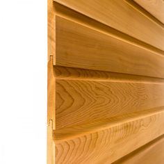 Western Red Cedar No. 4 Clear Grade Shiplap Cladding - 19 x - Cladding Cedar Shiplap, Shiplap Cladding, Cedar Cladding, Red Cedar Wood, Western Red Cedar, Fence Boards, Wood Joints, Patio Design, Interiors