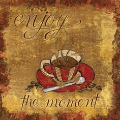 Enjoy Coffee ...