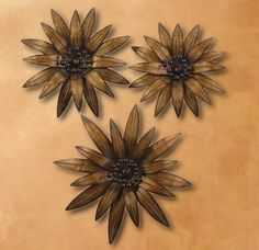 Tuscan Sunflower Wall Decor