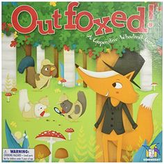 Outfoxed Game Board Game >>> Read more  at the image link.Note:It is affiliate link to Amazon.