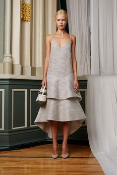 Rosie Assoulin Spring 2015 Ready-to-Wear