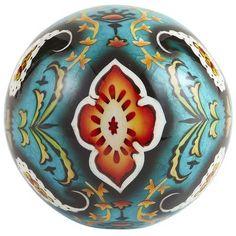 Pier 1 Paisley Capiz Shell Sphere ~ #paisleylove