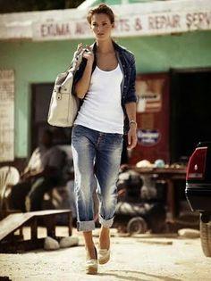 It Glamour: Calça Boy Fit