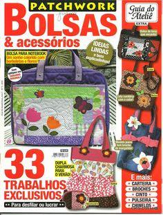 24 Guia do ateliê patchwok bolsas n. 3 - maria cristina Coelho - Álbuns da web do Picasa