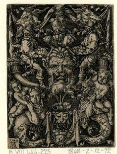 Wood etching  Albrecht Durer?