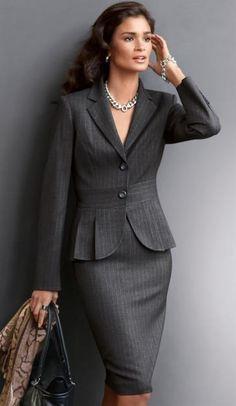 Image result for saias executiva com blazer coreana