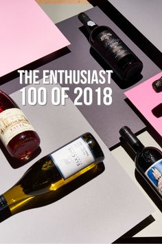 The Enthusiast 100 is the apex of our yearly round-ups, offering an impressive collection that represents some of the top wines reviewed this year. This list of high-scorers showcases still and sparkling picks, rosés and even sweet wines. Beyond their high numerical ratings, these boast excellent quality-to-price ratios, drinkability and availability, with an average score of just under 93 points and an average price of $36. #bestofyear #wine #lists #whattodrink #enthusiast100