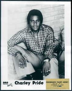 60s Country Music Singers | MC Photo agz 720 Charley Pride Country Music Singer | eBay