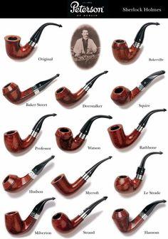 Peterson's Sherlock Holmes series.