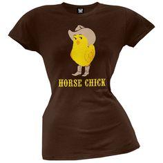 Horse Chicken Women's T-Shirt