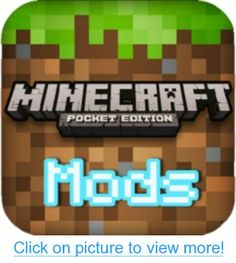 Mods for Minecraft - Pocket Edition