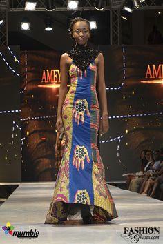 Ameyo / Vlisco Show @ Glitz Africa Fashion Week 2013