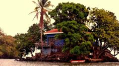 Las isletas Granada Nicaragua