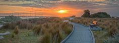 A walk to the sun in St.Kilda_Melbourne-Daily-Photo-Blog-Beach- HeadOnMY2- Landscape- Nature Perception- path- Salon13- St.Kilda- Sunset-StKilda_20120917_020_1_2-2-Edit-min