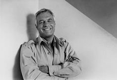 George Peppard Born On October 01 George Peppard, Detroit, Dwight Schultz, Hunks Men, Male Hunks, Drew Van Acker, Michigan, 70s Tv Shows, The A Team