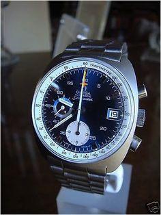 70s Omega Seamaster