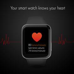 Non farti trovare impreparato! Grazie a Wander W-Watch potrai registrare i tuoi battiti cardiaci in tempo reale. ••• #smart #watch #smartwatch #heart #sport #cardio #tech #technology #electronic #device  wanderusa.com #Wander