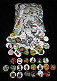 #7: Bag of (900) 1995 Historical Logo Pepsi POGS Milk Caps