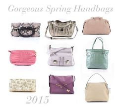 The Best Handbags for Spring 2015