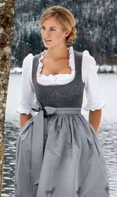 :: Crafty :: Sew :: Clothing 3 :: Dirndl Marie von Susanne Spatt