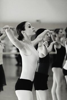 Ballet: Taking Class