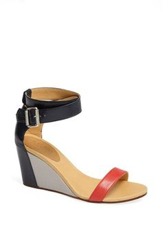 MM6 Maison Martin Margiela Wedge Sandal (Online Only) available at #Nordstrom