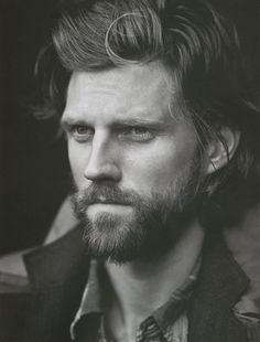 Inside & Outside Gorgeous Men, Beautiful People, Inside Outside, Real Man, Facial Hair, Writing Inspiration, Bearded Men, Male Models, Gentleman