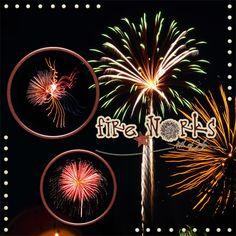 fireworks templates