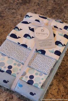 Receiving Blanket Quilt 1