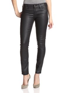 RICH & SKINNY Women's Marilyn Legacy Coated Skinny Jean at MYHABIT $69! #Yum