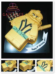 Gold Ninjago | Gold_Ninjago_Cake.jpg