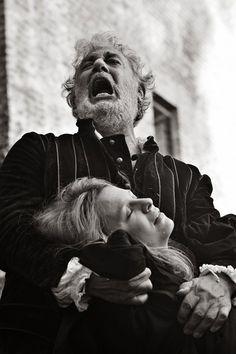 """From: https://www.facebook.com/media/set/?set=a.114466528627127.18305.100001913407898&type=3 Giuseppe Verdi - Rigoletto/ """"RIGOLETTO FROM  MANTUA"""" / PHOTO: Cristiano Giglioli /  Rigoletto - Placido Domingo; Gilda - Julia Novikova; Duke of Mantua - Vittorio Grigolo; Sparafucile - Ruggero Raimondi; Maddalena - Nino Surguladze/ directed by Marco Bellocchio/ RAI National Symphony Orchestra conducted by Zubin Mehta/ RAI TV 2010."""