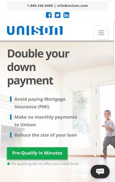 Here's my review of the Unison HomeBuyer service. Unison is a fintech startup that helps you avoid PMI and keep your cash when buying a home. Make Money From Home, Way To Make Money, Home Buying Tips, Pre Qualify, Investment Property, Real Estate Investing, Credit Score, Finance Tips, Extra Money