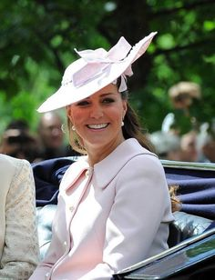 London (CNN) -- Catherine, the Duchess of Cambridge, has been admitted to St. Mary's Hospital in the early stages of labor, Buckingham Palace announced early Monday morning. July 22, 2013