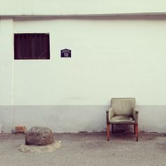 .@minjoo0306 | #CHAIR #ROCK #의자 #바위 | Webstagram