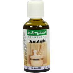 SAUNA AUFGUSS Konzentrat Granatapfel:   Packungsinhalt: 50 ml Konzentrat PZN: 06444784 Hersteller: Bergland-Pharma GmbH & Co. KG Preis:…