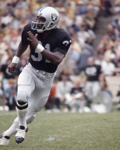 """Anybody nicknamed """"The Assassin"""" deserves to be considered for the list of scary players. No player put fear into his opponents like Tatum, whose hits became the stuff of NFL legend during his playing career. Raiders Cowboys, Steelers Raiders, Raiders Players, Oakland Raiders Football, Pittsburgh Steelers, Dallas Cowboys, Indianapolis Colts, Cincinnati Reds, Football Memes"""