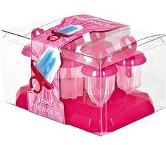 Jewel Pop Molds $12.99