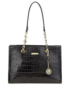 Anne Klein Handbag, Coast is Clear Small Chain Tote - Handbags & Accessories - Macy's