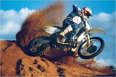 (E25) Dirt Bike Poster