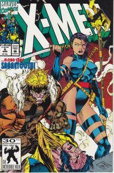 X-MEN (1991) #6