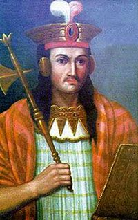 Pachacuti helped lead the Incas to complete power in 1438.  His son, Topac Yupanqui also helped stretch Incan rule, focusing on Chimor.  The reign eventually reached all the way to Ecuador and Chile.