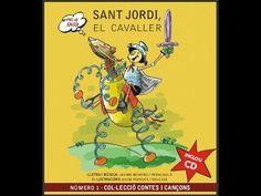 ▶ SANT JORDI, EL CAVALLER. PAÍS de XAUXA (original) - YouTube