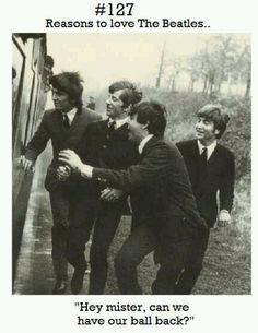 Pleasee! :P Beatles!!